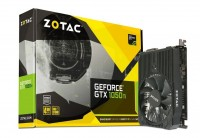 Zotac GeForce GTX 1050 Ti Mini GeForce GTX 1050 Ti 4GB GDDR5