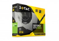 Zotac GeForce GTX 1050 Ti OC Edition GeForce GTX 1050 Ti 4GB GDDR5: