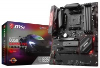 MSI B350 Gaming Pro Carbon B350 AM4 mATX DDR4 VGA AMD