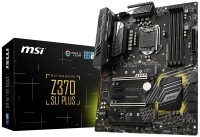 MSI Z370 SLI Plus (Z370, S1151, ATX, DDR4, Intel)
