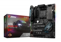 MSI X370 GAMING PRO CARBON X370 AM4 ATX DDR4 VGA AMD